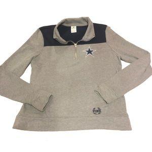 Victoria's Secret Pink Dallas Cowboys Sweater